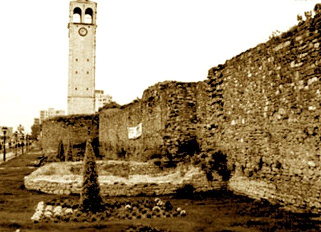 Elbasani - Kulla e Sahatit