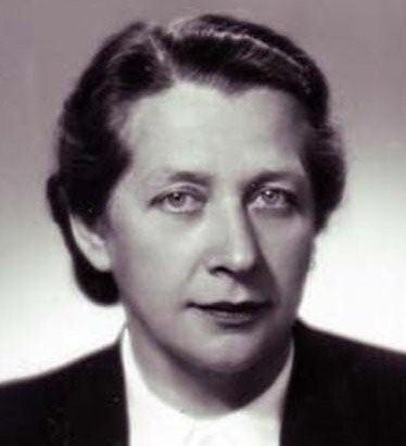 Milada Horakova (1901-1950)