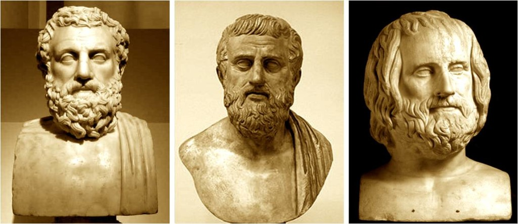 Tre Tragjedianet Greke - Eskili - Sofokliu - Euripidi