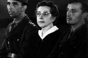 Milada Horakova (1901-1950) Para Gjyqit
