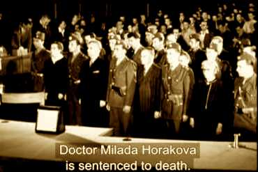 """Horakova para vendimit të dënimit """"Me vdekje"""""""