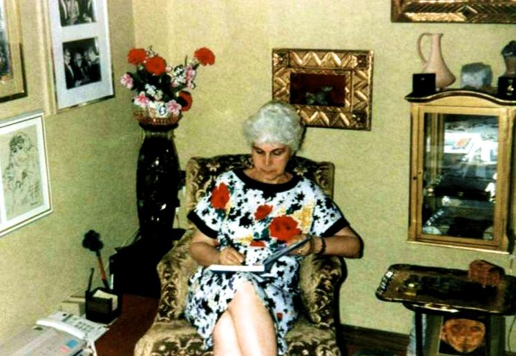 Nermin Vlora - Falaschi 1991 (arkivi Radi)