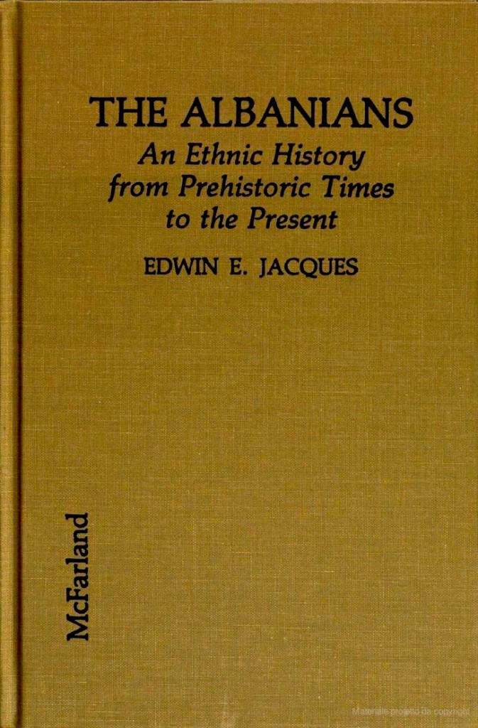 Edwin Jacques - The Albanians