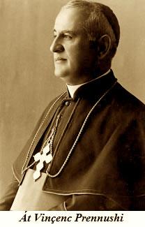 Imzot Vinçenc Prendushi (1885-1949)