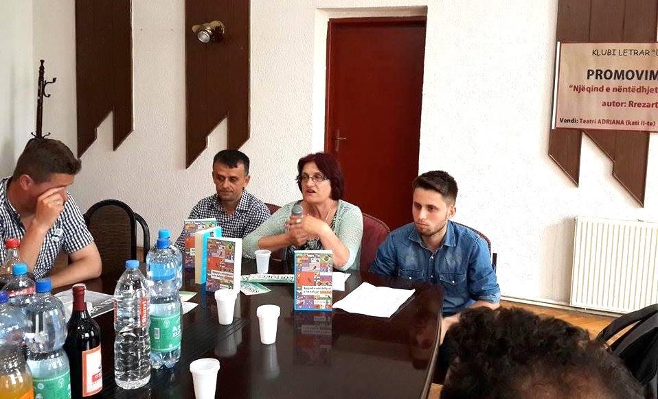 """Promovimi i """"193 Kafazëve në Kosovë"""" qershor 2015"""
