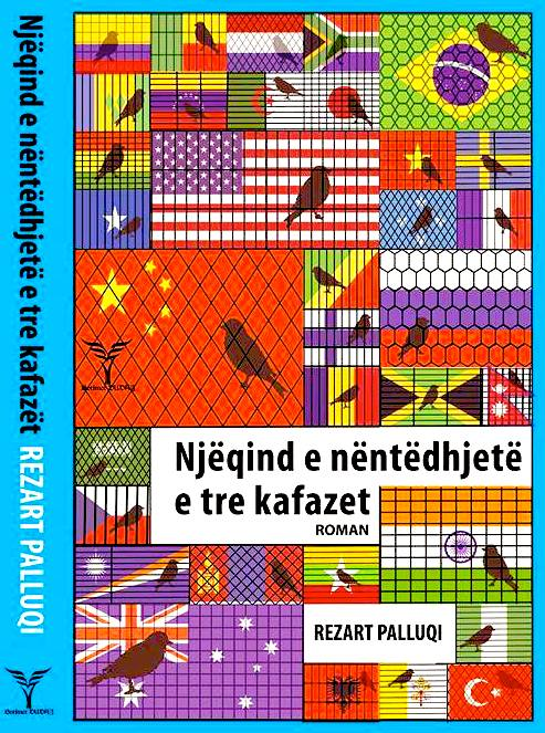 "Rezar Palluqi - Roman -""193 Kafazët"""