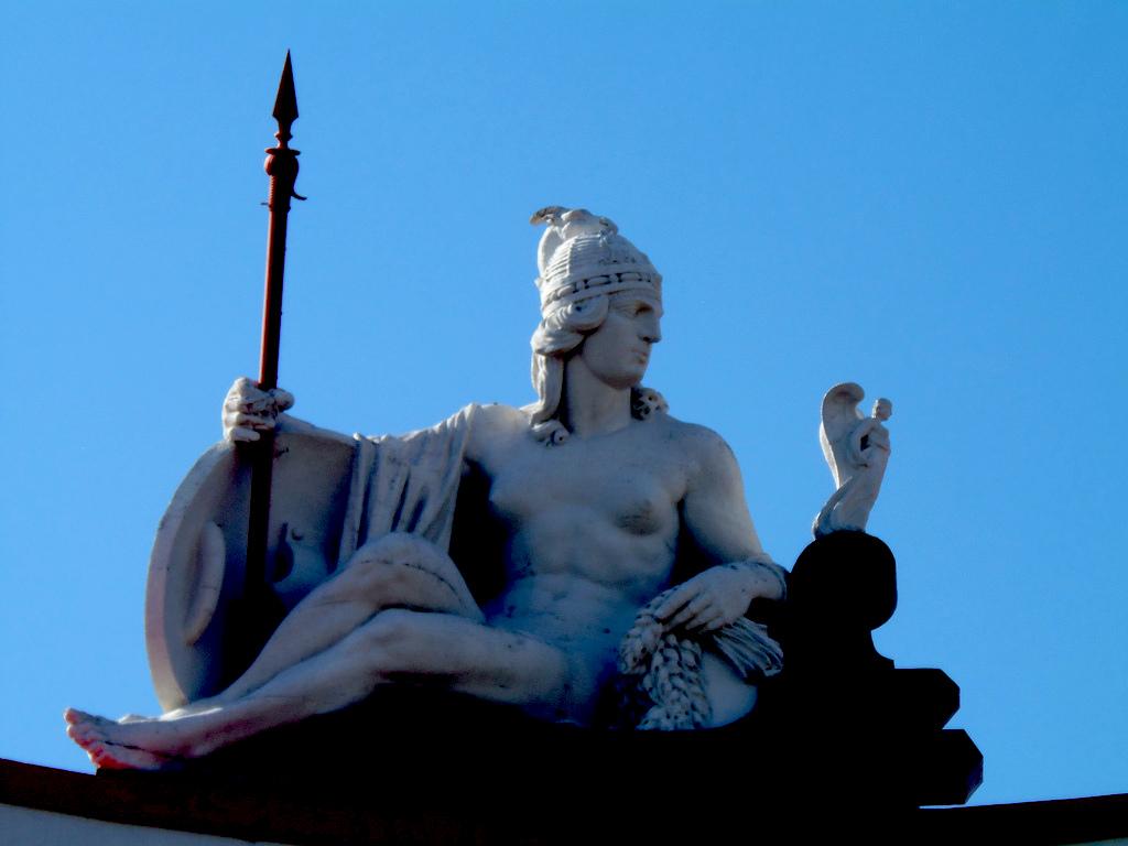 Mbretëresha Teutë - mbi Bankën e Durrësit