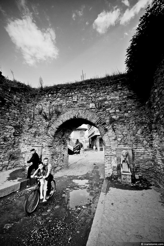 Nji nga Portat e Kalasë së Elbasanit