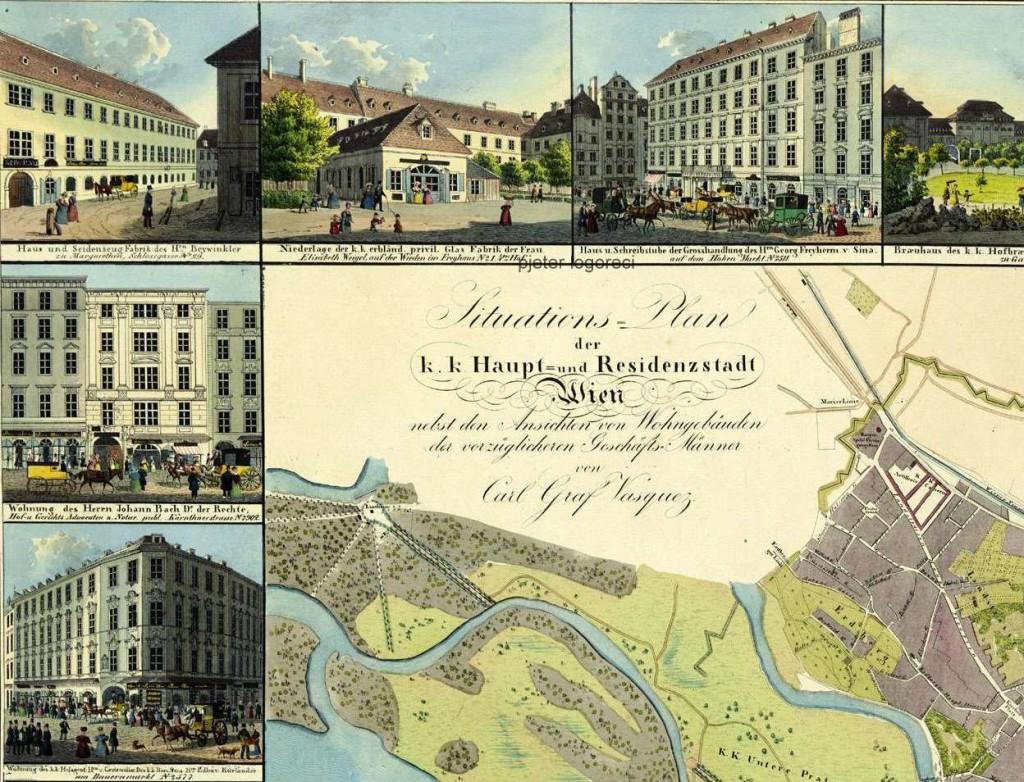 """Quartieri i ashtuquajtur i """"Grekëve"""" në Vjenë"""