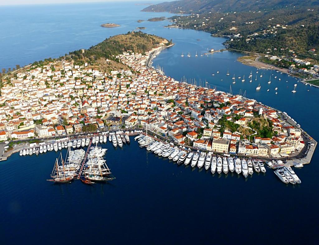 Ishulli i Poros - Greqi