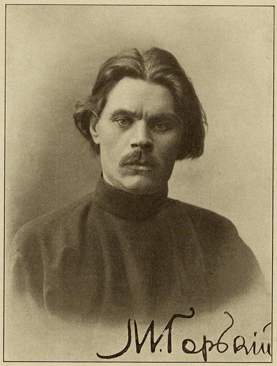 Maksim Gorki (1868-1936)