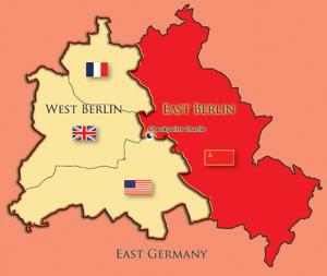 Ndarja e Gjermanive (1945-1990)