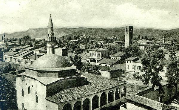 Qyteti i 100 Minareve - Elbasani