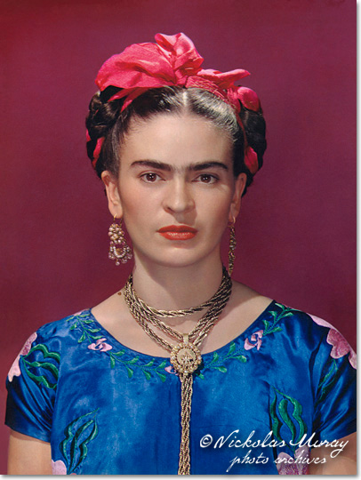 Frida Kalho (1907-1954)