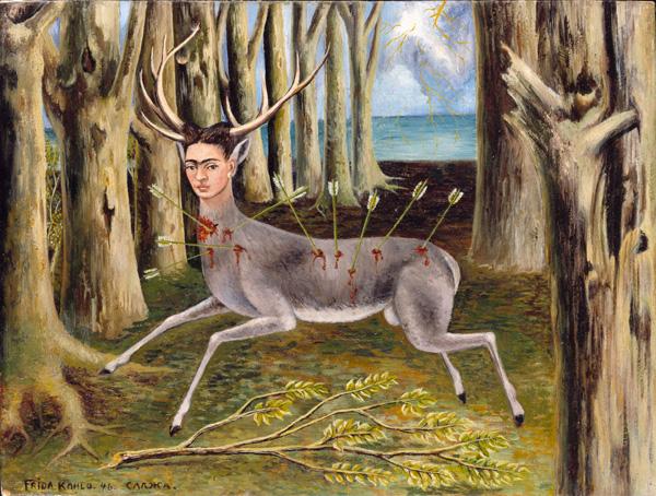 Frida Kalho - Dreri i Vogel