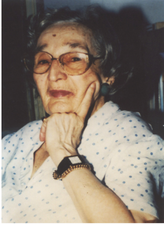 Frida Sadedini (1914-2004)