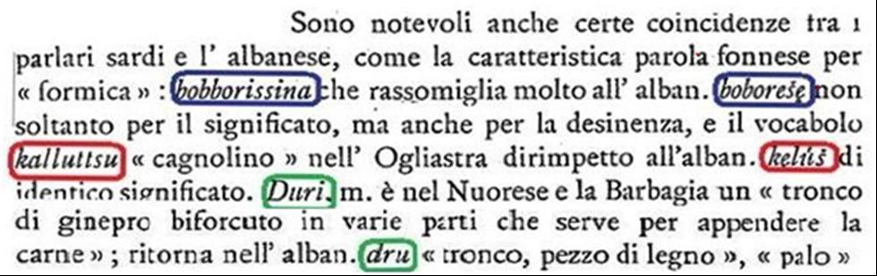 """Max Leopold Wagner: """"Revue de Linguistique Romane"""" 1933"""