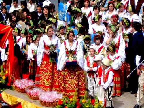 Festa e Pashkëve te Arbëreshët