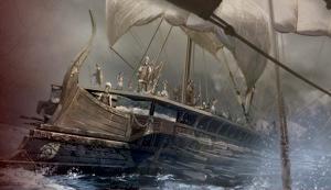 Flota e Mbretereshes  Teuta