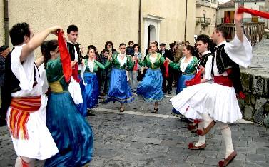 Vallja arbëreshe e Frasnitës