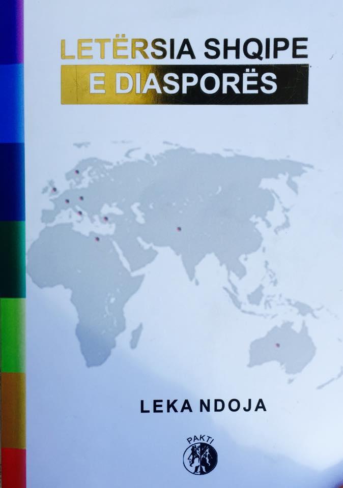 Leka Ndoja - Letërsia Shqipe e Diasporës