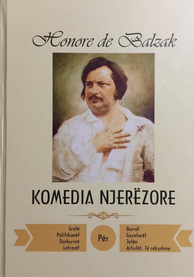 Honore de Balzak - Komedia Njerzore (Aforizma)