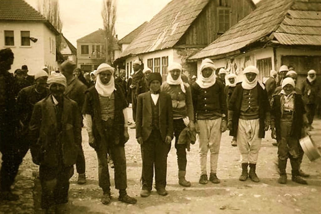 Shkupi ne 1912, 85 % shqiptare