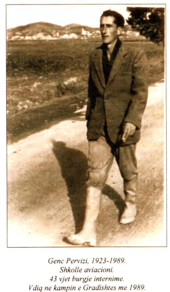 Genc Prenk Pervizi (1923-1989)