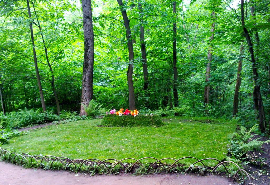 Varri i Tolstojt - në Pranverë