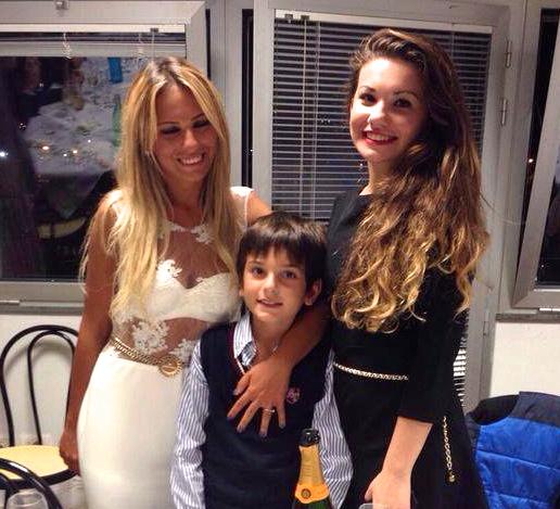 Jenny, Davide dhe Wendy Ibrahimi