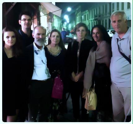 Mes miqve shqiptare - Mantova 2015