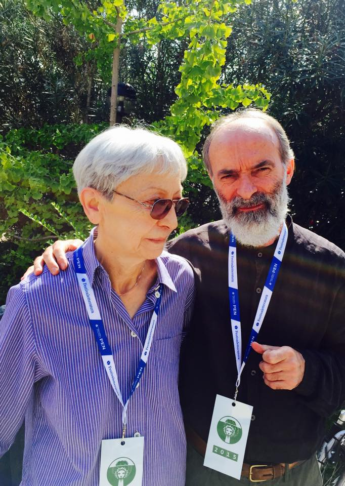 Gezim Hajdari dhe Elia Malago - Mantova 2015