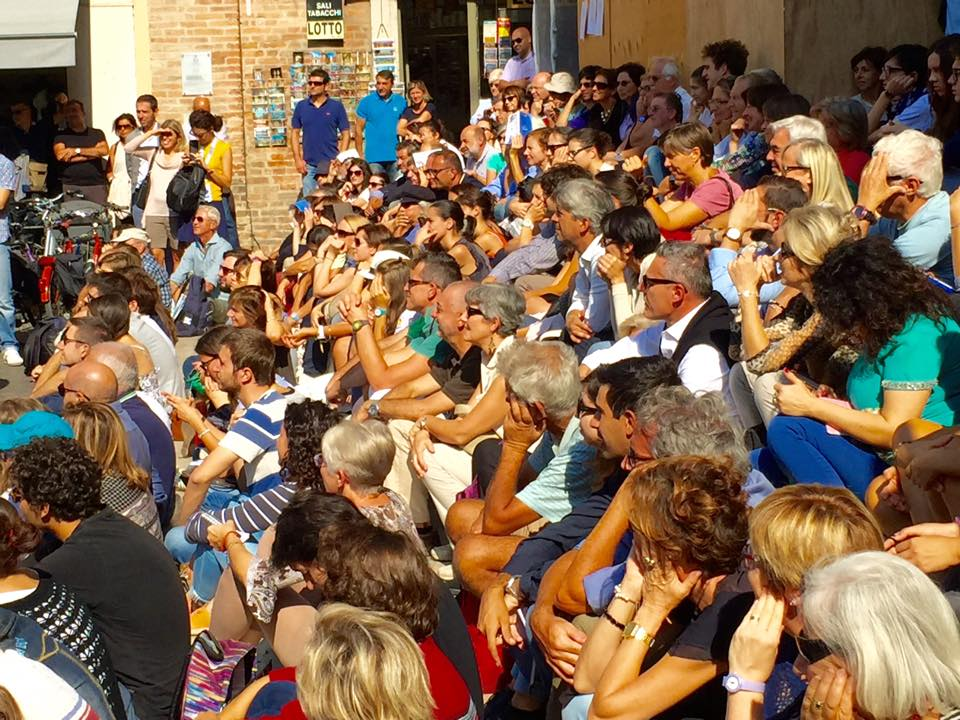 Nga takimet ne sheshe - Mantova 2015