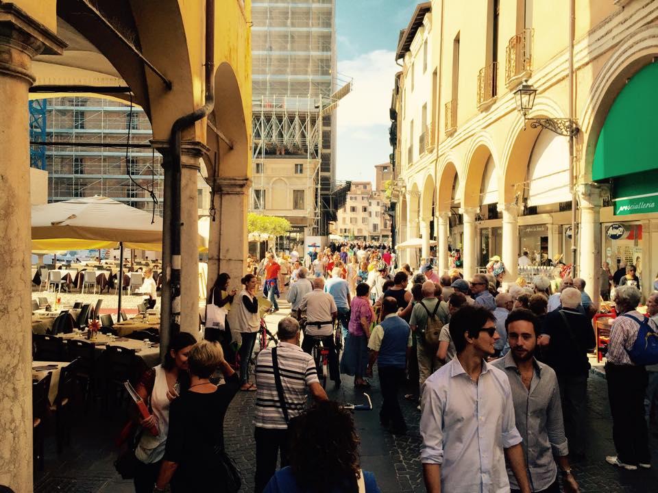 Mantova - Piazza Erbe 2015
