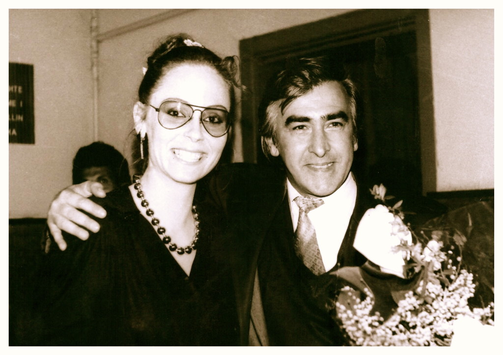 Serafin Fanko dhe Anissa Markarian