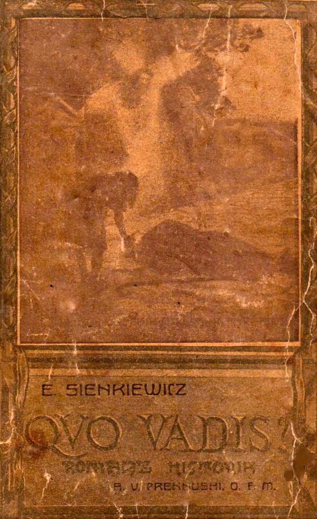 Quo Vadis? - Henryk Siekiewicz