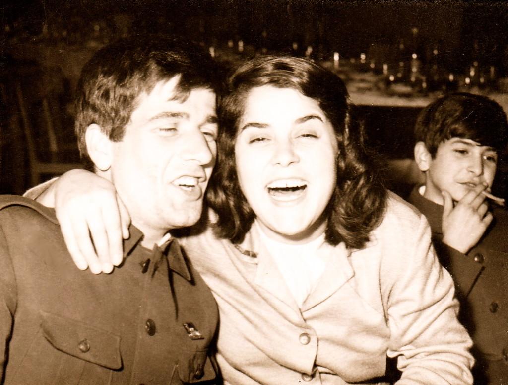 Tonin Tershana, Violeta Simoni dhe David Tukiçi