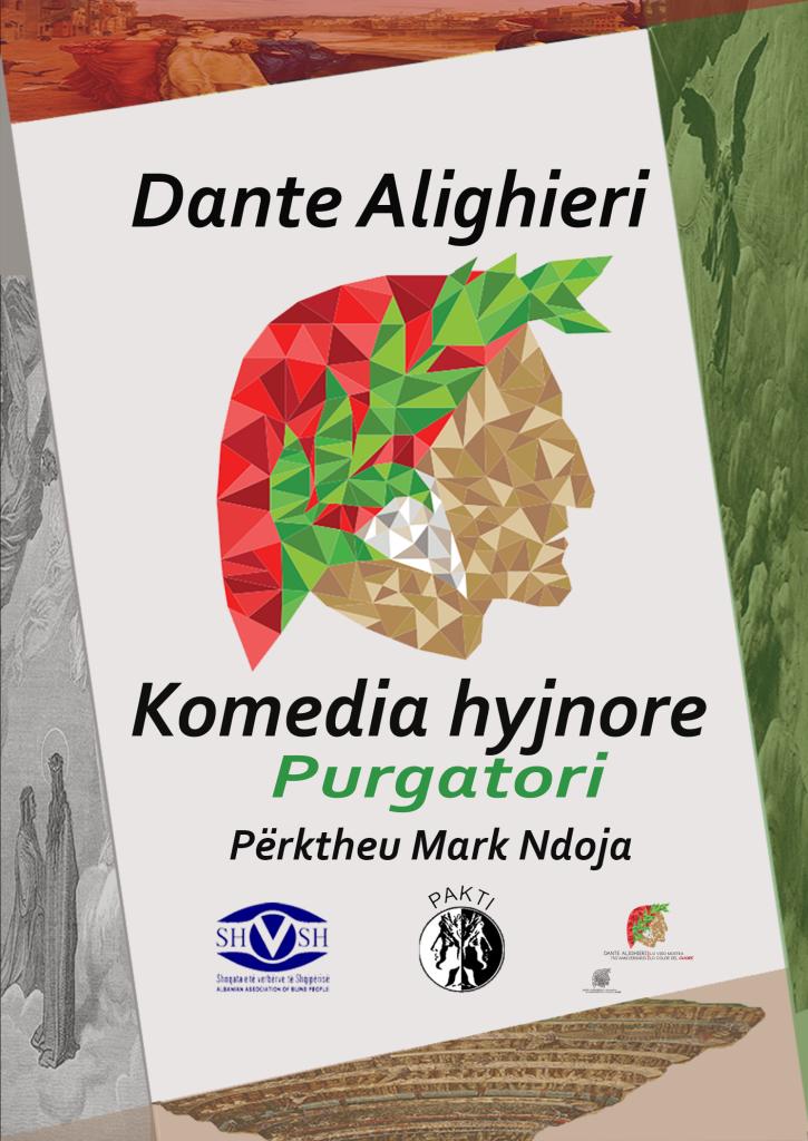 Dante Alighieri - Purgatori Ballina - Mark Ndoja