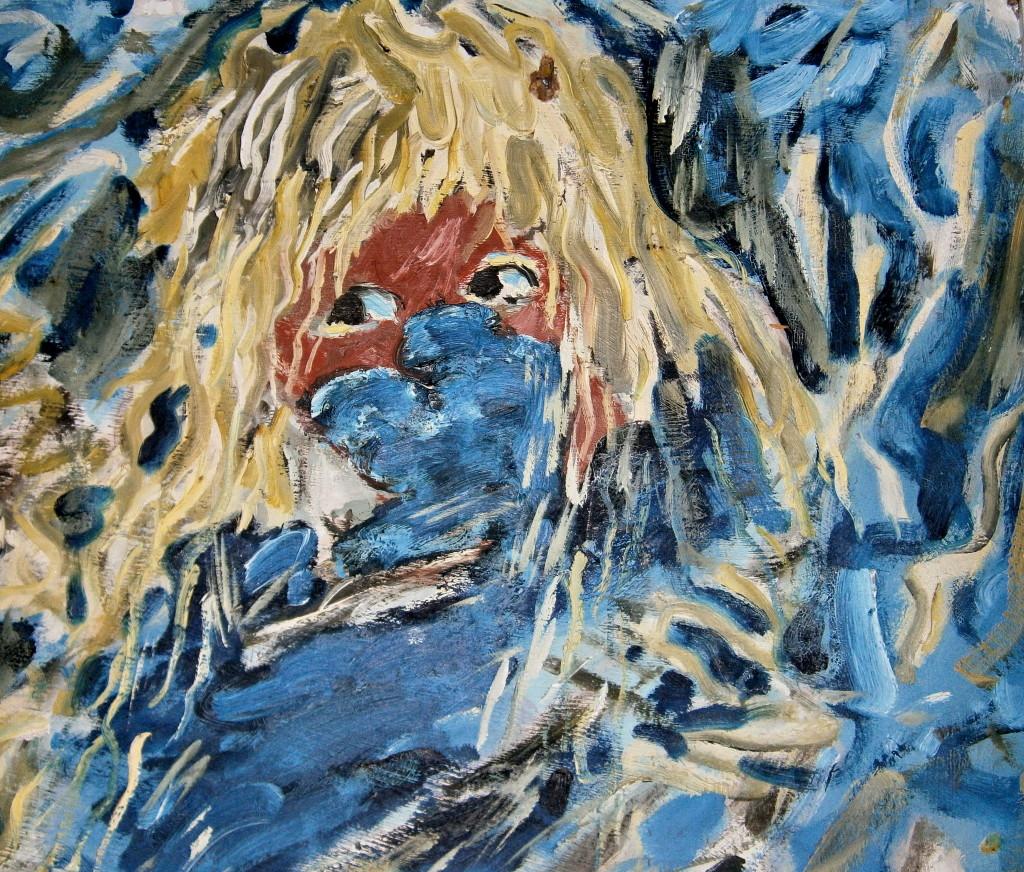 Besim Golemi - Portret i nipit