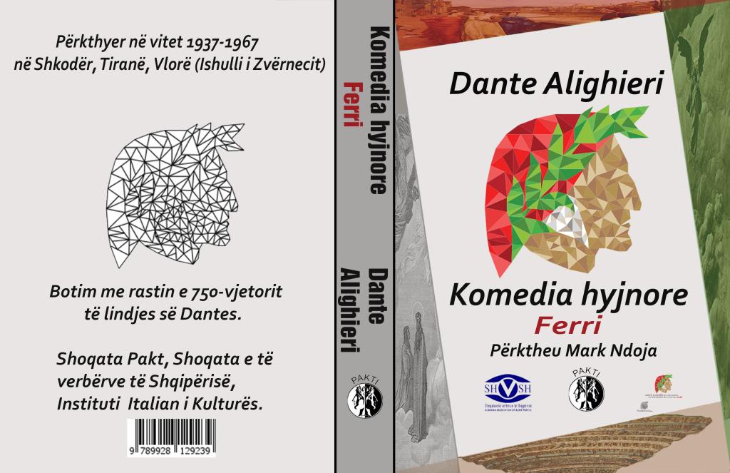 Komedia Hyjnore - Dante - Ferri - Mark Ndoja