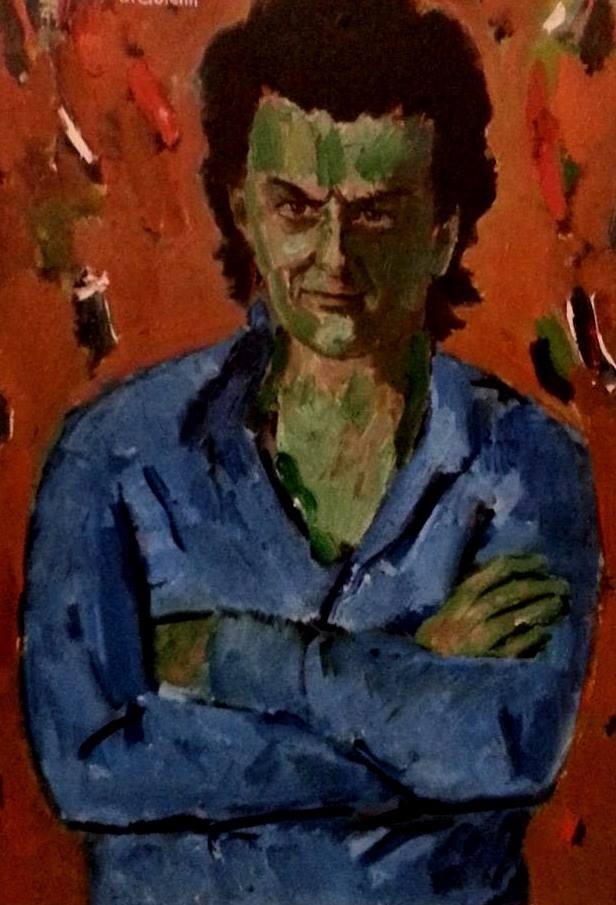 Besim Golemi - Portret