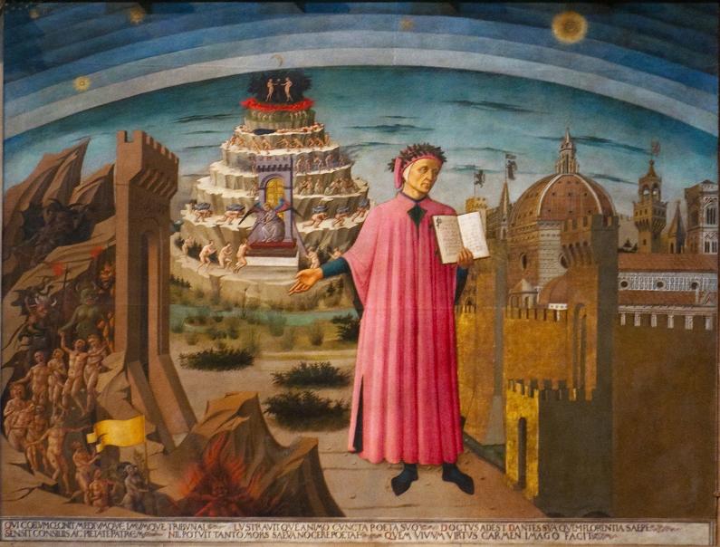 Dante Alighieri (1256-1321)