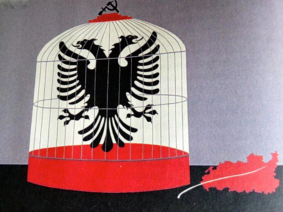 Kafazi i Komunizmit Shqiptar