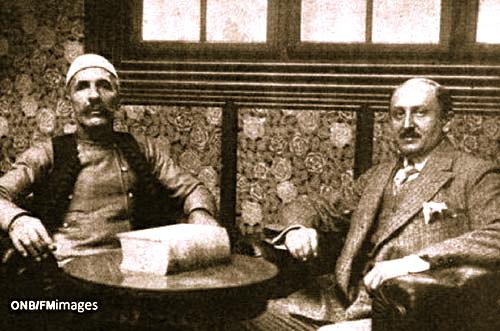 Isa Boletini dhe Leo Freundlich