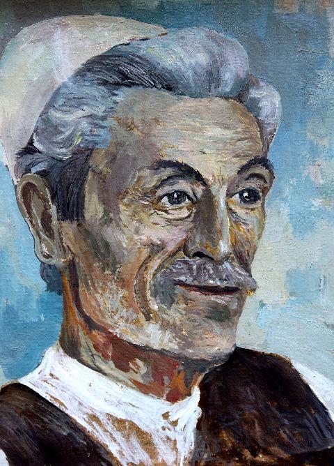 Zef Nacaj - Portret Malsori