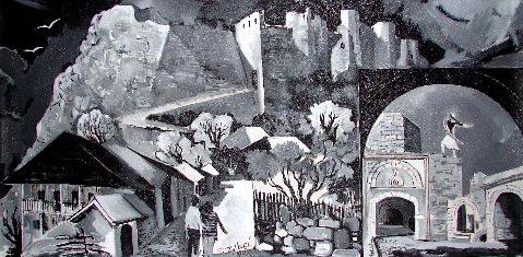 Zef Nacaj - Kalajae Rozafes (vaj)