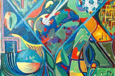 Zef Nacaj - Bote abstrakte