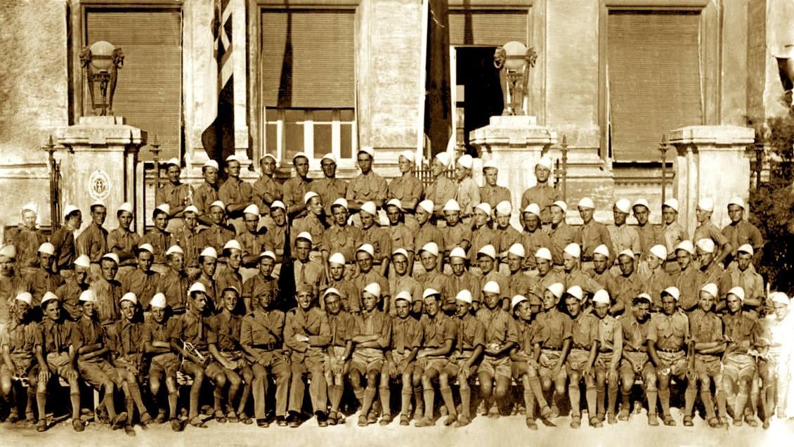 100 studente shqiptare Itali (15 korrik - 30 gusht 1937)