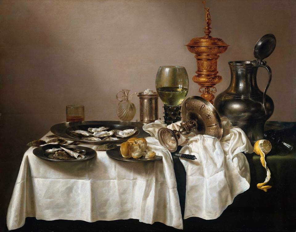 Willem Claesz Heda (Nature Mort 2)