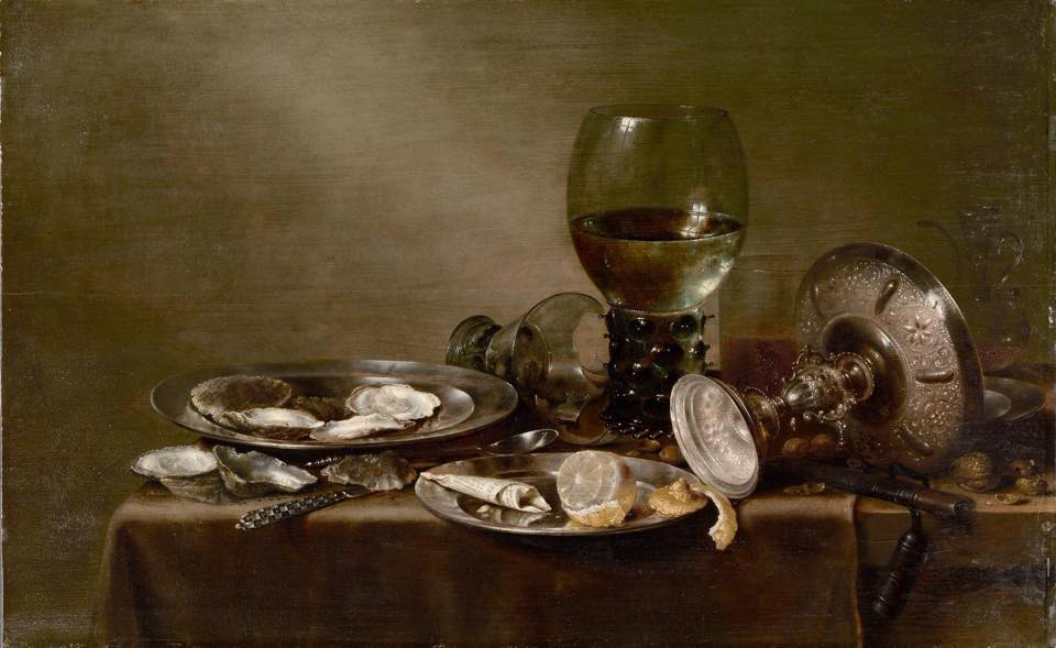 Willem Claesz Heda (Nature Mort 3)